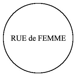 Rue de Femme